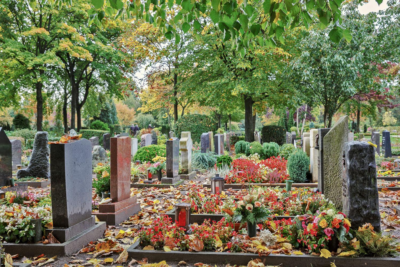 Grabstättenentfernung